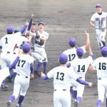 天理高校野球部夏の甲子園出場決定 優勝の瞬間