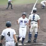 天理高校野球部夏の甲子園出場決定 ホーム生還