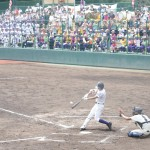 天理高校野球部夏の甲子園出場決定 バッティング