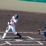 天理高校野球部 甲子園準々決勝 先発全員安打