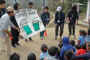 天理大学国際参加プロジェクト・ネパール