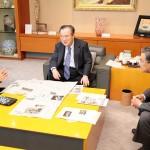 茨城教区 県内自治体と災害時の連携強化へ