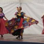 メキシコ出張所創立30周年記念祭とメキシコ婦人会・青年会の総会終了後にはレセプションが催された