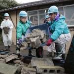災救隊鳥取教区隊 鳥取県中部地震被災地へ