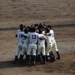 天理高校第2部軟式野球部・全国大会10連覇達成3