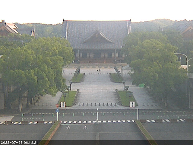Webcam TENRIKYO HQs Main Sanctuary