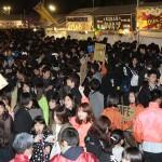 「教祖130年祭 学生おぢばがえり大会」 前夜祭