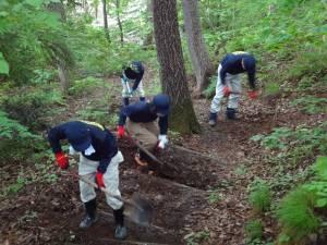 184災救隊訓練 山形教区隊