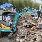 熊本地震 災救隊第4次隊 益城町