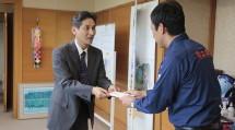 熊本地震 救援募金 熊本・大分の各県庁へ寄託