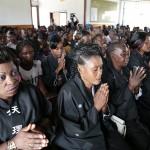 コンゴブラザビル教会創立50周年記念祭