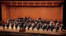 2020年12月20日-3面-天理高校吹奏楽部「感謝を胸に 今年度の初舞台」-記事