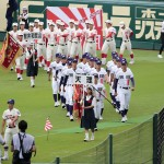 第99回全国高校野球選手権大会開幕