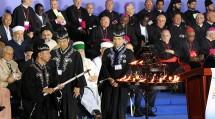 世界宗教者平和の祈りの集い 2015
