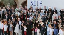世界宗教者平和の祈りの集いinアッシジ2016・閉会式