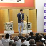 リオオリンピック・パラリンピック祝賀会 大野将平選手