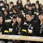 立教178年学修高校卒業生コース:講話(3月7日)
