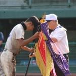 天理高校第2部軟式野球部・全国大会10連覇達成4